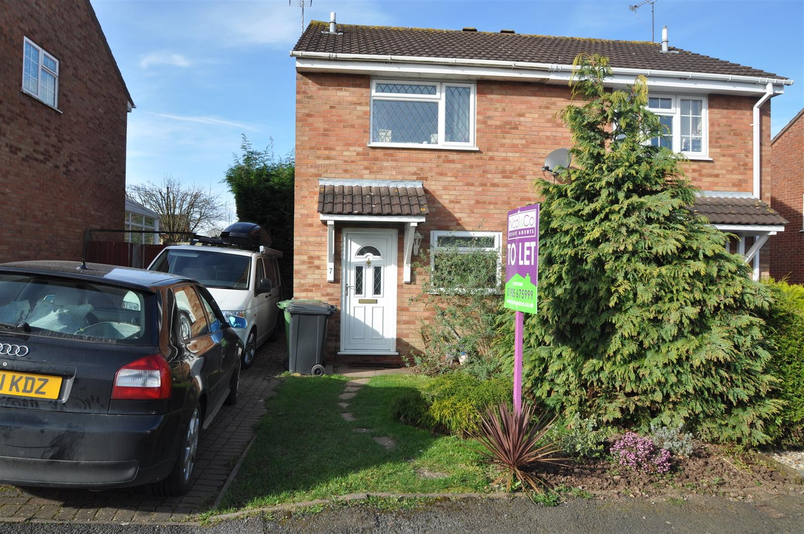 Brantwood Road,  Droitwich